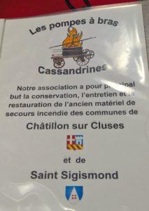 Cassandrines