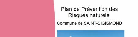 Enquête publique PPRn de Saint-Sigismond