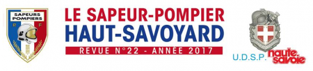 """Revue officielle """"Le sapeur-pompier Haut-Savoyard"""""""