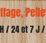 DRIVE Bois de chauffage, Pellets, Bois d'allumage..