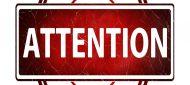 ERP – Attention au démarchage agressif et menaçant par téléphone, courrier ou courriel