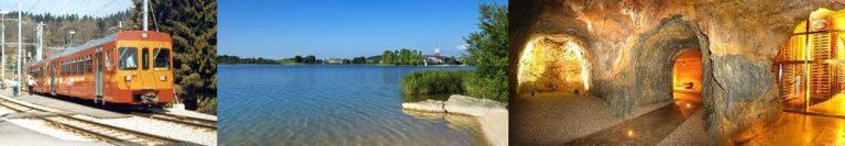 Sortie le 28 juin 2018 Nyon/La Cure – Lac de l'Abbaye – Les Rousses