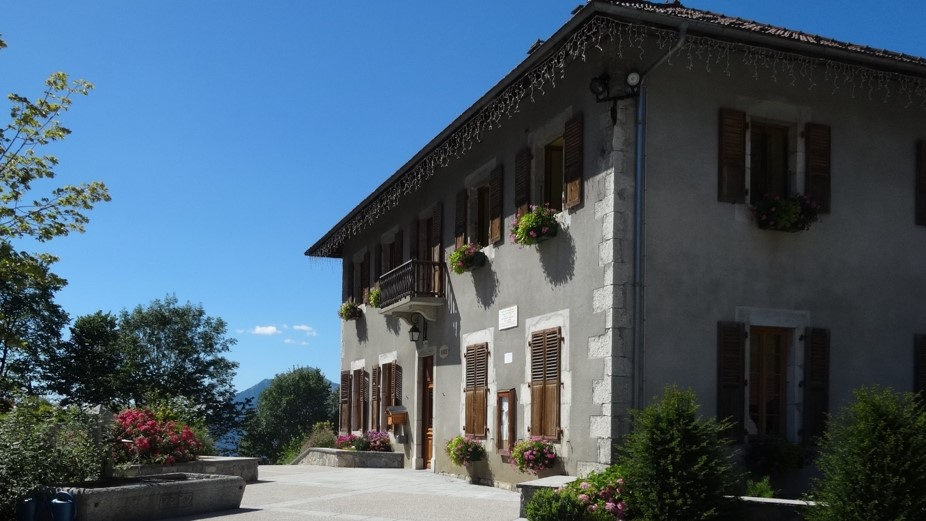 Mairie Saint-Sigismond