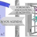 Forum des Associations 19 septembre 2020